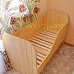 Детская кровать Сосна_2