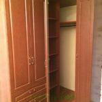 Шкаф для белья 2