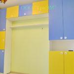 Шкафы цветные