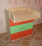 Пеленальный стол Сосна